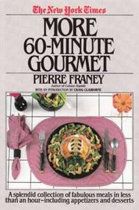 image of The New York Times More 60-Minute Gourmet