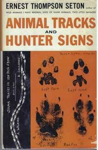 image of ANIMAL TRACKS & HUNTER SIGNS