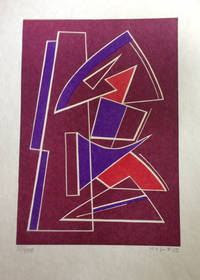 La Magnanerie de Ferrage. With 12 signed and numbered linocuts by Magnelli