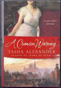 A Crimson Warning.  A Lady Emily Mystery