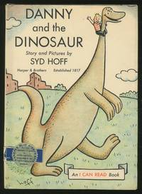 Danny and the Dinosaur by HOFF, Syd - 1958