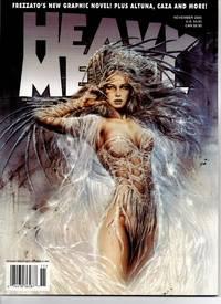 Heavy Metal: The Adult Illustrated Fantasy Magazine - November 2000, Volume XXIV No. 5