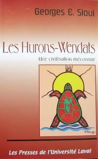 Les Hurons-Wendats. Une civilisation me?connue