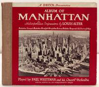 [Vinyl Record]: Album of Manhattan: Metropolitan Impressions