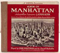 [Vinyl Record]: Album of Manhattan: Metropolitan Impressions by Paul Whiteman And His Concert Orchestra - First Edition - from Between the Covers- Rare Books, Inc. ABAA and Biblio.com