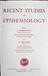 image of Recent Studies in Epidemiology
