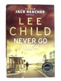 image of Never Go Back (Jack Reacher 18)