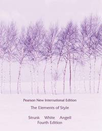 image of The Elements of Style