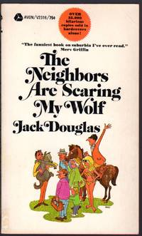 image of The Neighbors Are Scaring My Wolf