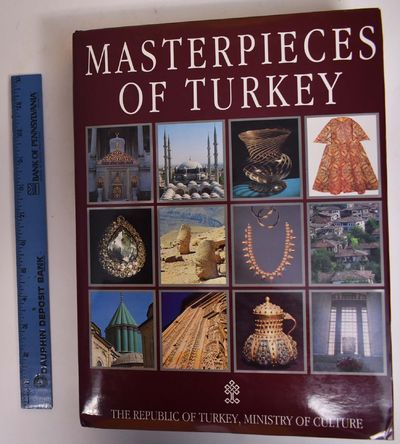 Republic of Turkey: Republic of Turkey, Ministry of Culture, 1980. Hardcover. VG (Ink writing on pag...