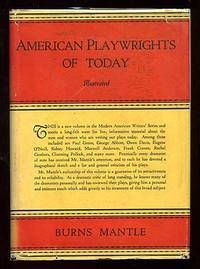 American Playwrights of Today