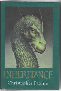 Inheritance by  Christopher Paolini - Signed First Edition - 2011 - from Dark Hollow Books and Biblio.com