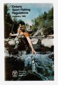 Ontario Sport Fishing Regulations Summary 1989