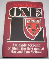 image of One L: An Inside Account of Life in the First Year at Harvard Law School