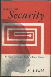image of Search for Security: An Ethno-Psychiatric Study of Rural Ghana