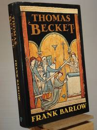 Thomas Becket by Frank Barlow - Hardcover - Book Club Edition  - 1986 - from Henniker Book Farm and Biblio.co.uk
