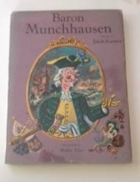Baron Munchhausen His Wonderful Travels and Adventures