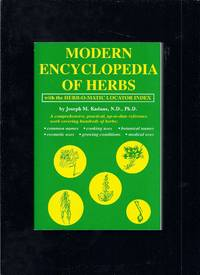 Modern Encyclopedia Of Herbs