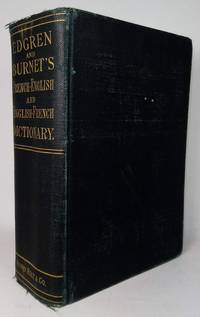 Edgren and Burnet's French-English and English-French Dictionary