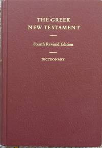 The Greek New Testament ( Greek and English Edition )
