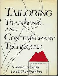 Tailoring: Traditional and Contemporary Techniques