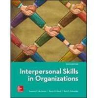 Interpersonal Skills in Organizations by Suzanne de Janasz - 2018-04-05 - from Books Express (SKU: 1259911632)