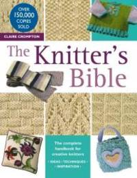 image of The Knitter's Bible