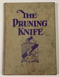The PRUNING KNIFE. Being a Prospectus of the American Appendicitis Corporation (Unlimited)