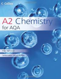 Collins AS and A2 Science – A2 Chemistry for AQA