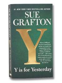 Y is for Yesterday (A Kinsey Millhone Novel)