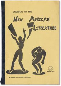 Journal of the New African Literature, No. 1, Spring, 1966