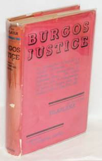 image of Burgos justice; a year's experience of Nationalist Spain, translated by W. Horsfall Carter
