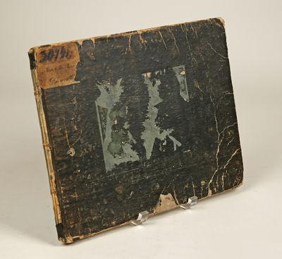 Leipzig: Friedrich Hofmeister , 1840. Oblong folio. Black marbled boards with original publisher's b...