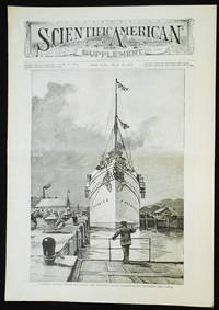 image of Scientific American Supplement -- No. 1021, July 27, 1895 [the North Sea and Baltic canal]