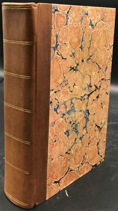 : Publie par un Citoyen de la Louisiane , 1825. First edition in French. 21cm. xvi, 792, pp. Half ti...