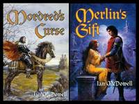 MORDRED'S CURSE - with the sequel - MERLIN'S GIFT