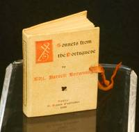 Sonnets from the Portuguese; With a Note  [by R.B.B.]