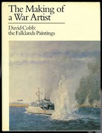 image of THE MAKING OF A WAR ARTIST.  DAVID COBB: THE FALKLANDS PAINTINGS.