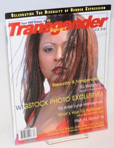 Waltham: I.F.G.E. (International Foundation for Gender Educatiuon), 1998. Magazine. 64p., 8.5x11 inc...