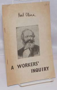 A workers' Inquiry