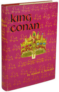 KING CONAN.. by  Robert E Howard - First edition - [1953] - from John W. Knott, Jr., Bookseller, ABAA/ILAB (SKU: 24835)