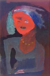 Abstracted Figure: Red Face by  E.E CUMMINGS - from Ken Lopez Bookseller, ABAA (SKU: 034358)