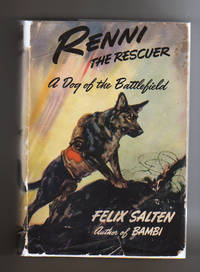 RENNI THE RESCUER.  A Dog of the Battlefield