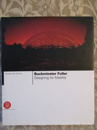 image of Buckminster Fuller.  Designing for Mobility