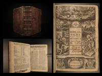 Biblia Sacra, Vulgatae editionis sixti pont. M…Clementis viii.