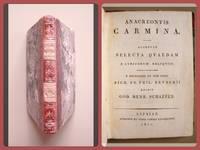 Anacreontis Carmina (Mini book)