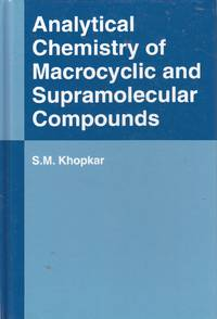 image of Analytical Chemistry of Macrocyclic and Supramolecular Compounds