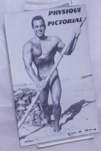 image of Physique Pictorial vol. 8, #4, Winter 1958 [released March 1959 stated inside]