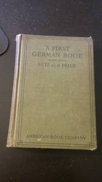 A First German Book