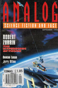 image of Analog. Science Fiction and Fact. Volume 113, No. 11. September 1993